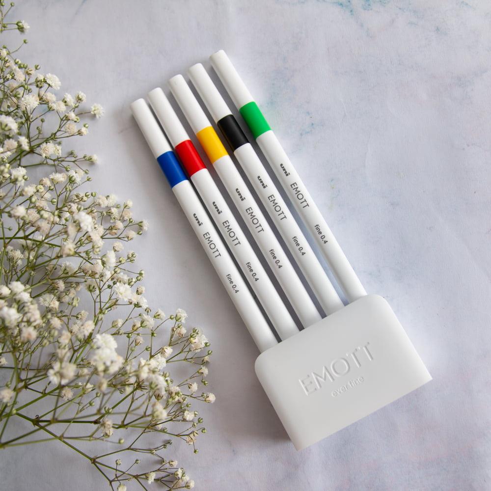 Kit Emott Vivid Colors - 5 cores