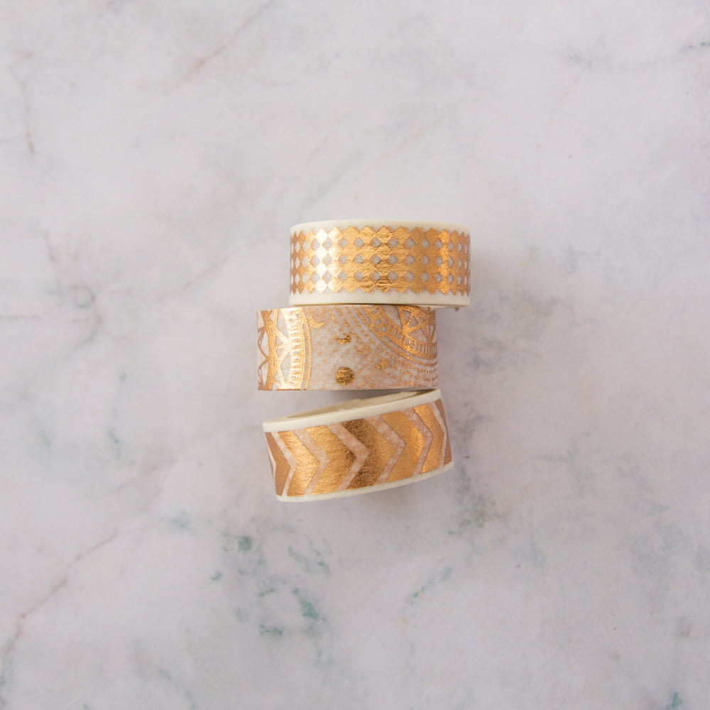 Trio de Washi Tapes Astrology