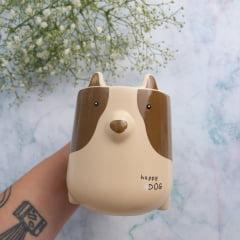 Caneca Happy Dog