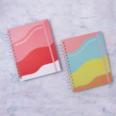 PRÉ VENDA: Kit Planner + 10 cartelas de adesivo