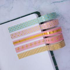 Kit Washi Tape Molin - I