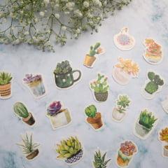 Adesivo Plants