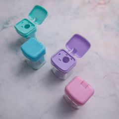 Apontador Pastel Minibox - Faber Castell