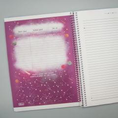 Caderno Universitário Magic - Make a Wish