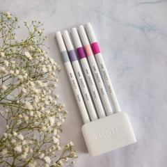 Kit Emott Floral Colors  - 5 cores