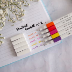 Kit Emott Passion Colors - 5 cores
