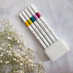 Kit Emott Warm Colors - 5 cores