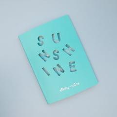 Kit de post-its Sunshine