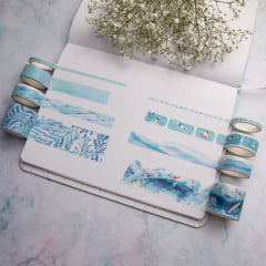 Kit de Washi Tapes The Shape of Water