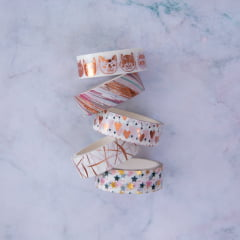 Kit Washi Tape Molin - II