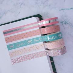 Kit Washi Tape Molin - V