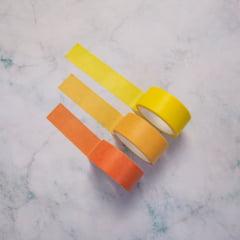 Trio de Washi Tape Colors - Summer