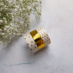 Trio de Washi Tapes Follow stars