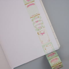 Washi tape Sweet Unicorn Label