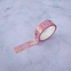 Washi Tape Unitária Molin - 12 Modelos