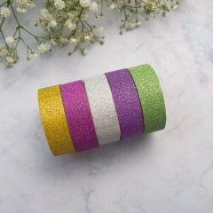 Washi Tapes Glitter Nature