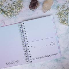 Kit Planner Stardust + Adesivo Semestre + Adesivo Divisórias