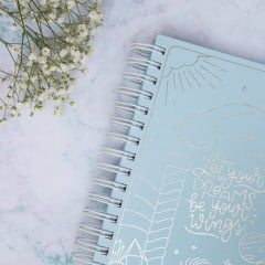Kit Planner Sunlight + Adesivo Semestre + Adesivo Divisórias